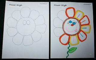 Flower Glyph