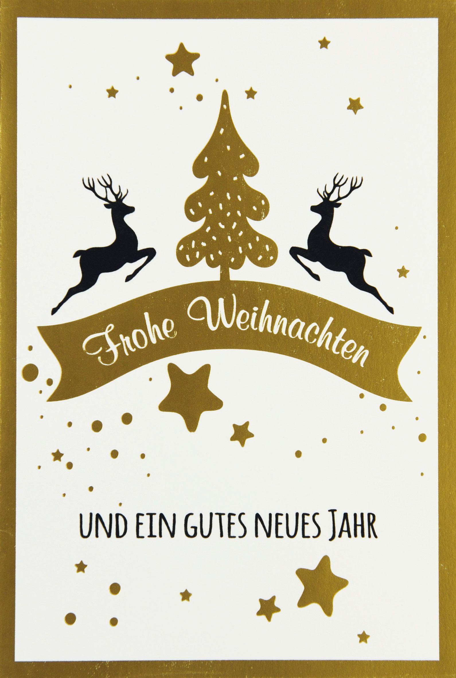 Frohe Weihnachten Wann Wünscht Man.Weihnachtskarte Fw 15947 Weihnachtskarten Mit Tannenbäumen