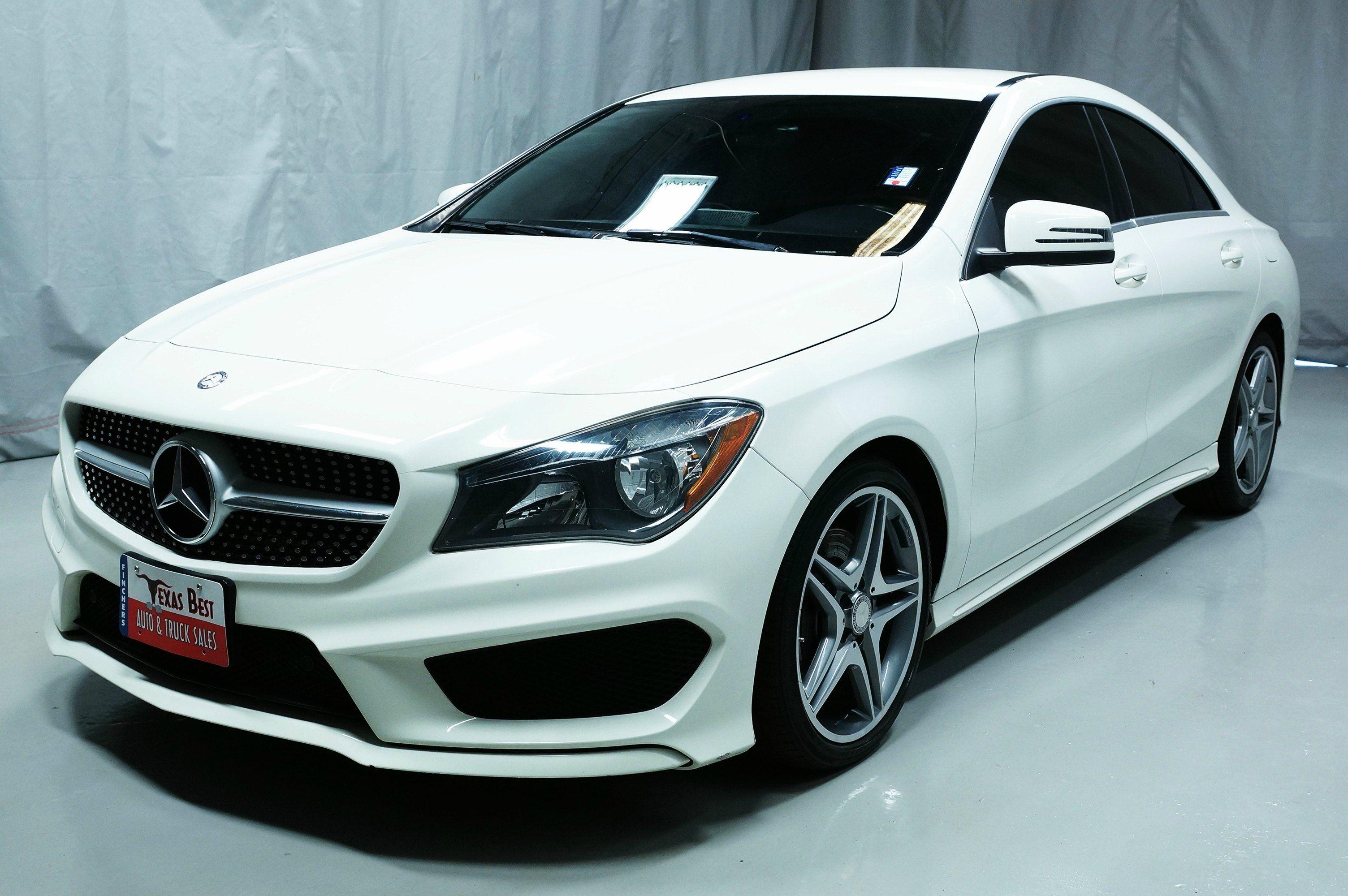 High Quality 2014 #MercedesBenz CLA Class #CLA250 For Sale In #Houston, Texas.