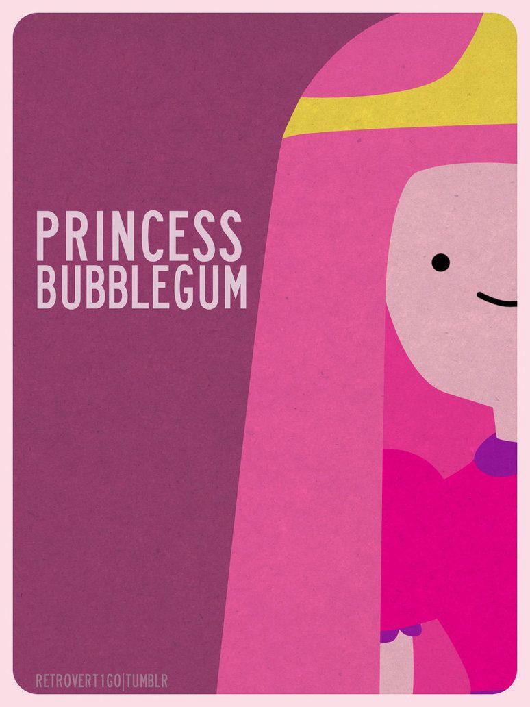 Princess Bubblegum By Retro Vertigo On Deviantart Princess