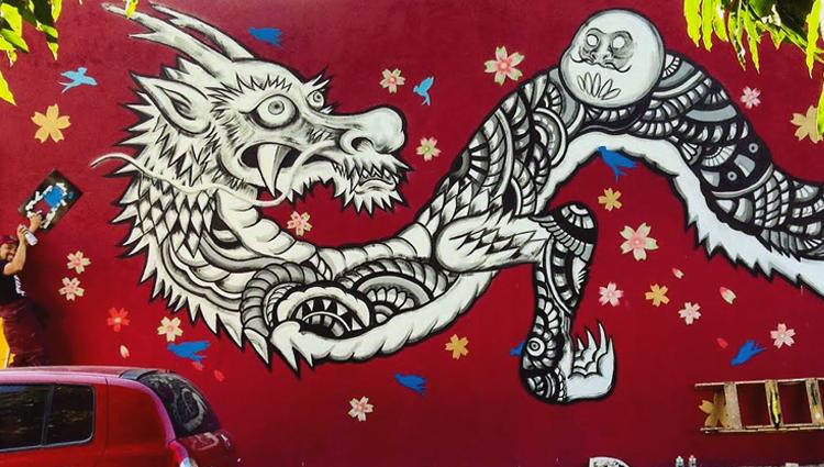 Uma visita ao artista plástico Atsuo Nakagawa | Artistas, Artistas ...