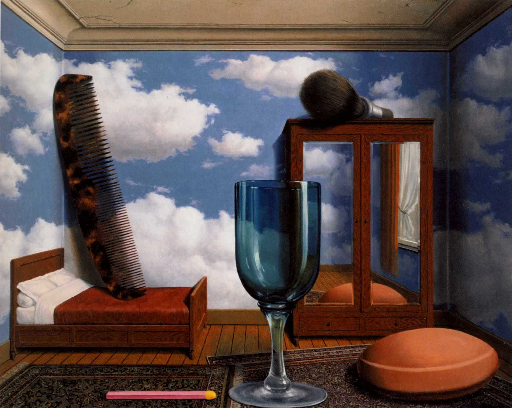 Magritte Art Magritte Surrealismo Y Pintores