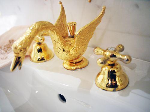 Ohhh, El Dorado Para Las Canillas! Y El Cisne/ganso Logró