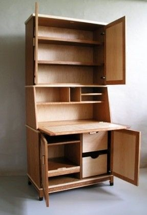 Amazing Contemporary Secretary Desk With Drawers   Google Search