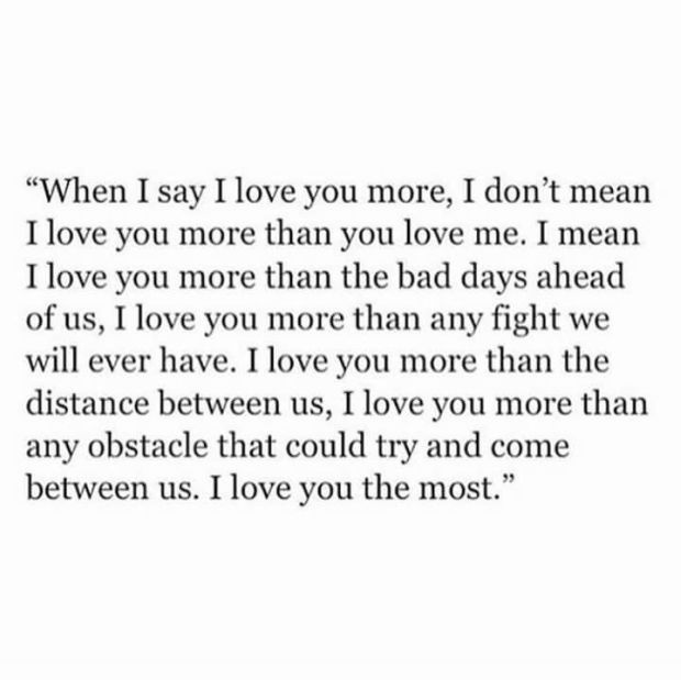 100 Love Quotes That Say Exactly What 'I Love You' Means Here's a little inspiration to tell your love how you really feel.
