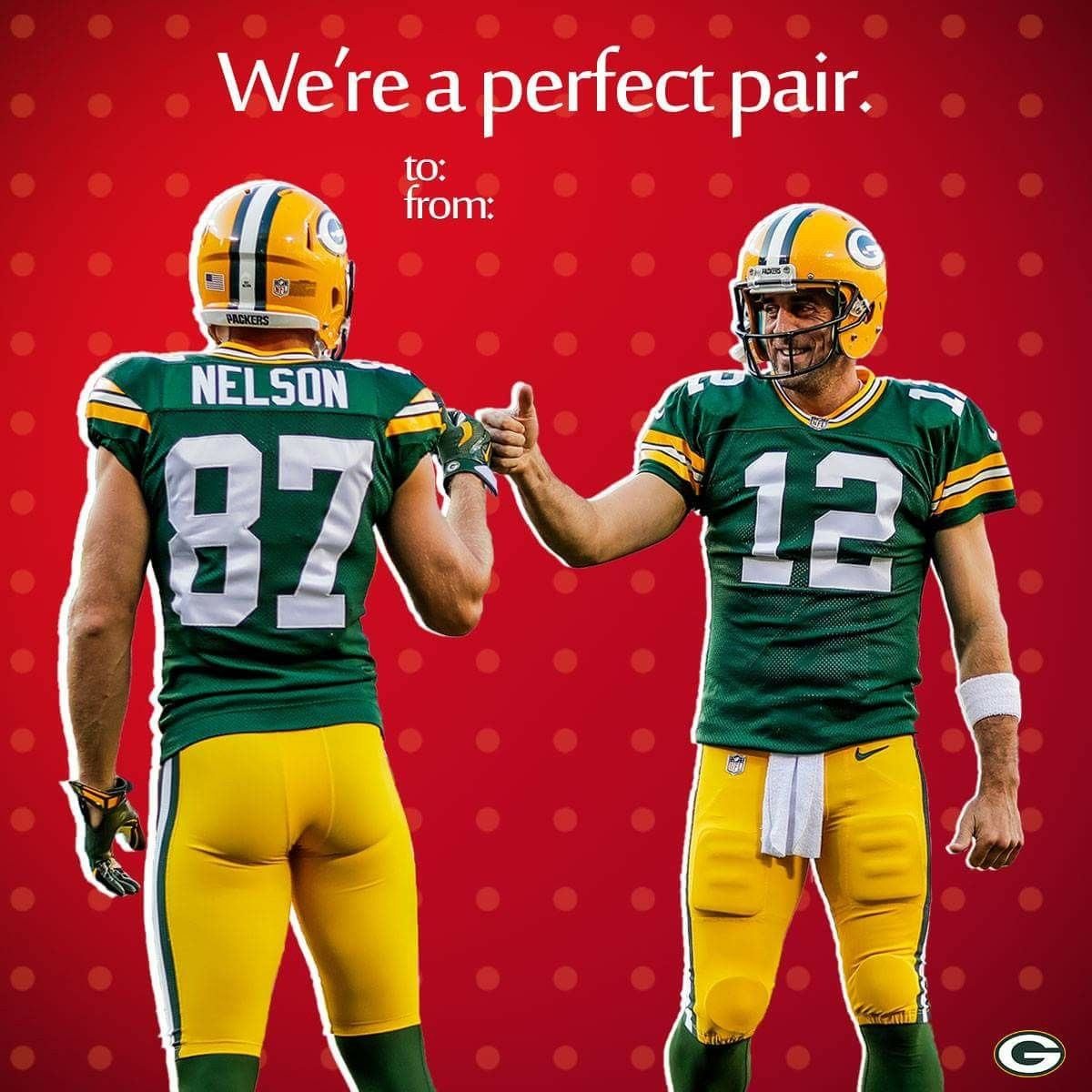 Pin By Lee Talbott On Valentine Jordy Nelson Green Bay Packers Packers