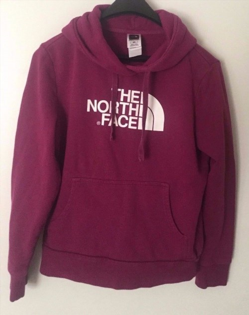 31.67$  Watch here - http://vizjv.justgood.pw/vig/item.php?t=1yuz5h18234 - The North Face Womens Half Dome Fuschia Pink Hoodie Sweatshirt pullover shirt
