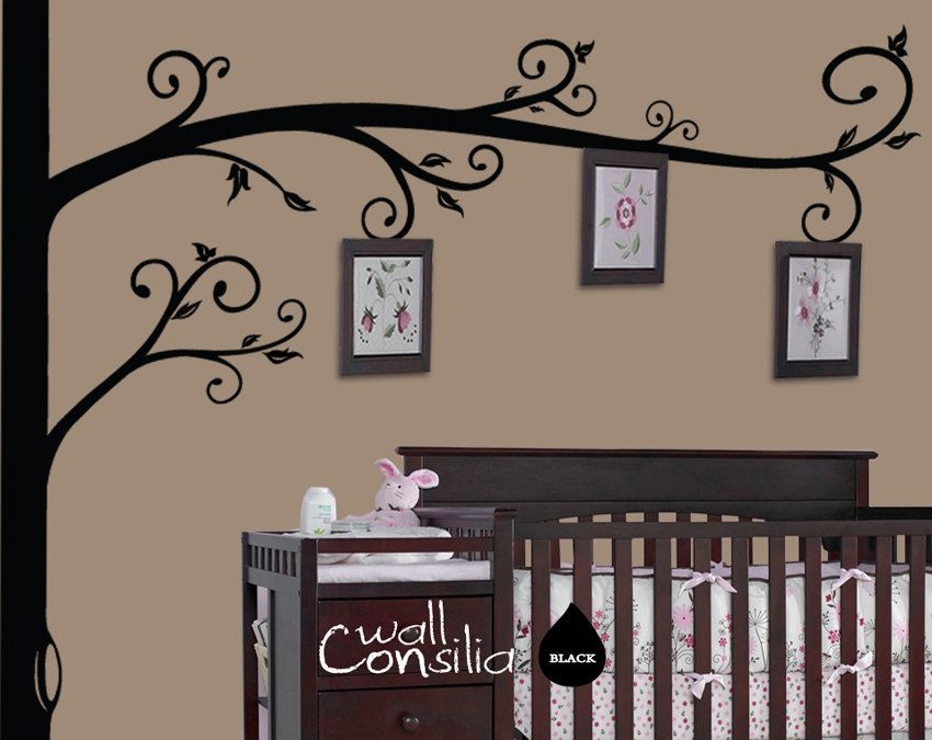 Exceptional Photo Tree Wall Decal Frame Hanging Tree Wall By WallConsilia, Via Etsy. Part 32