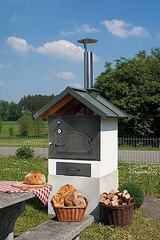 Karl-Heinz Häussler GmbH - Holzbackofen-Bausatz HABO VARIO ...