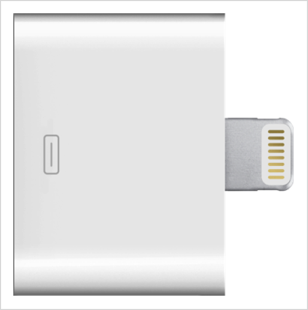 Identify counterfeit or uncertified Lightning connector accessories - Apple