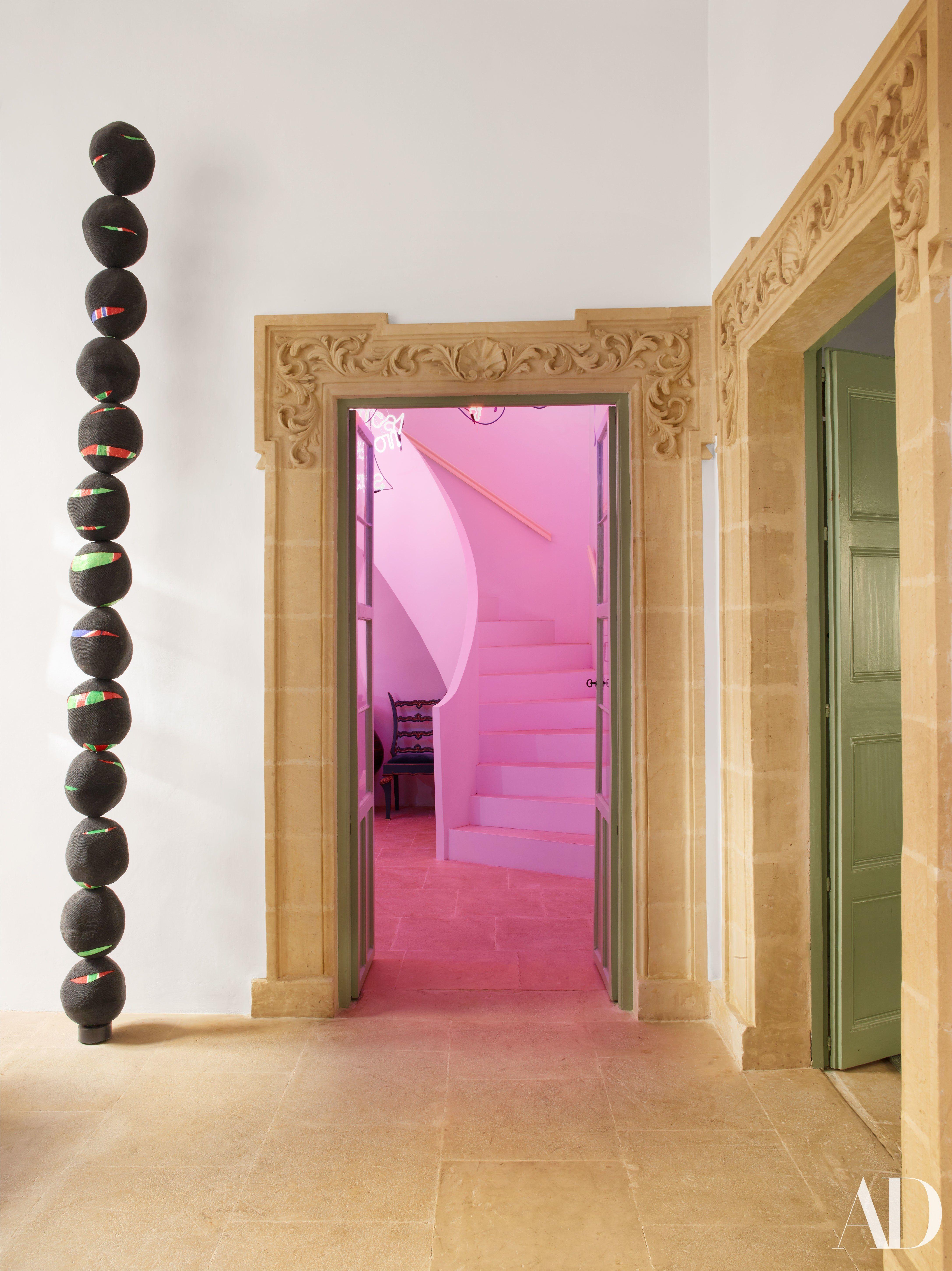 Tour Francis Sultana\'s Maltese Palace   decor-everyday-mood-colors ...