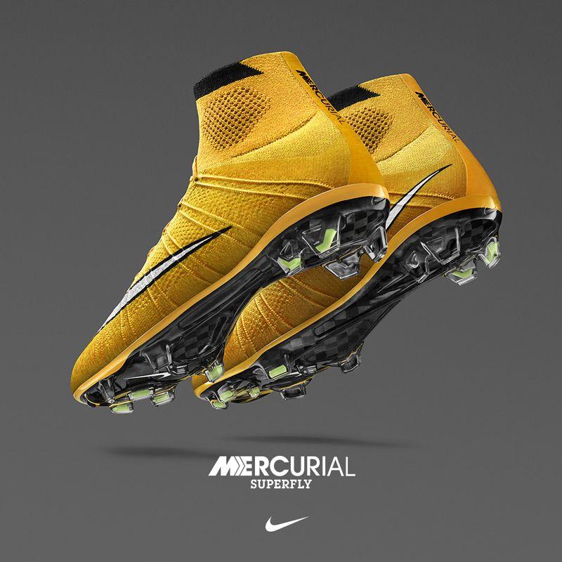 huge discount 988f1 1d30f Nike Mercurial Vapor X Superfly FG (Laser Orange/White/Black ...