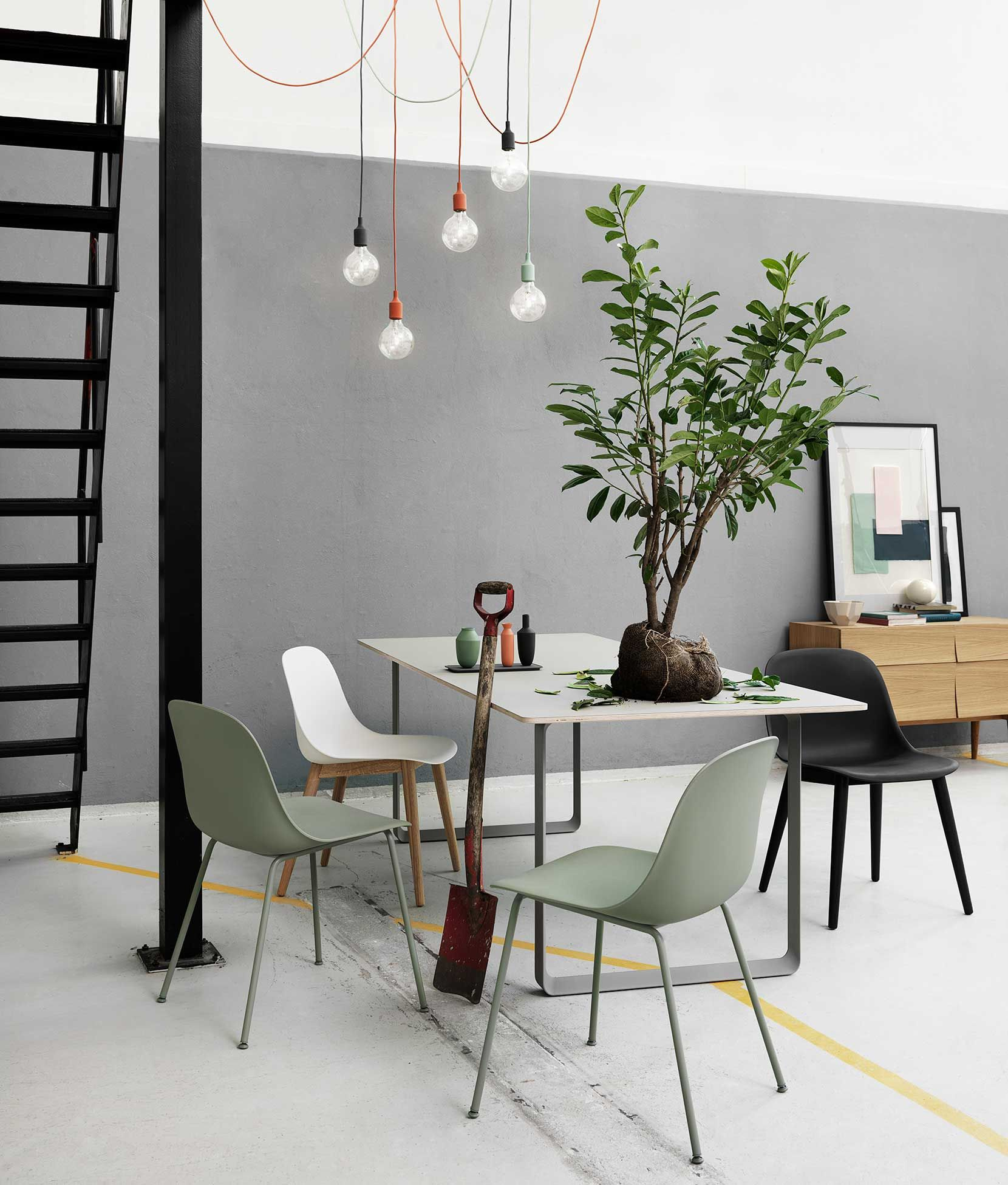 Industrial design meets scandinavian simplicity with muutos e27 pendant lamp by designer mattias ståhlbom muuto scandinaviandesign lighting