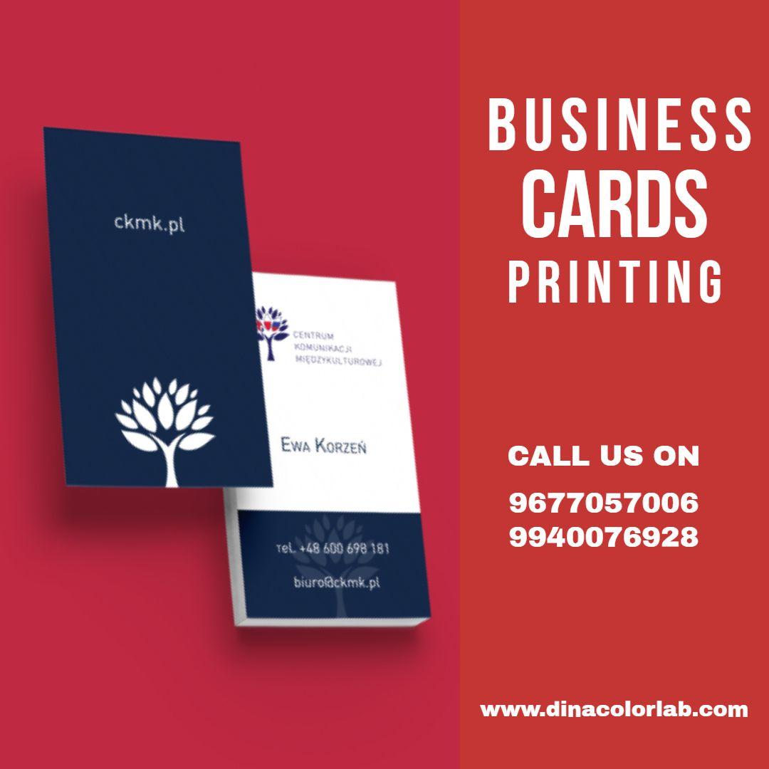 Online Print Visiting Cards In Madurai Printing Business Cards Cards Visiting Card Printing
