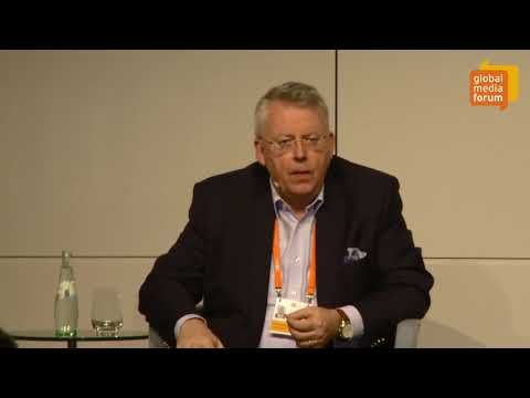 Deutsche Welle Global Media Forum Q&A Peter Limbourg