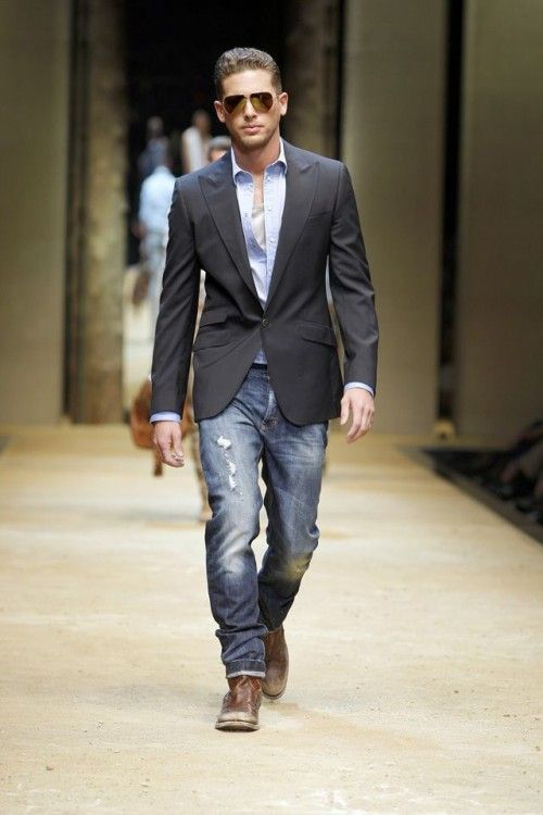 3d4118474c 27 Inspiring Men Work Outfits With Boots