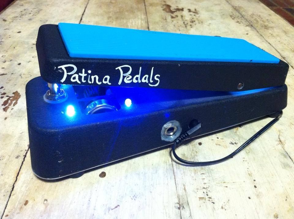 Cry Baby Seriuos Mod by Austin at Patina Pedals – Quote: I