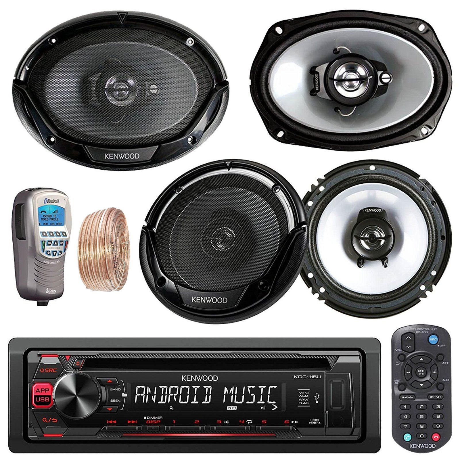 Toyota Tacoma 2015-2018 Service Manual: Sound of Portable Player cannot be Heard from Speakers or Sound is Low