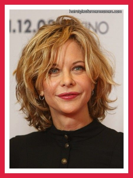 Short Wavy Hairstyles Ese : Hairstyles for middle aged women fine curly hair hair pictures