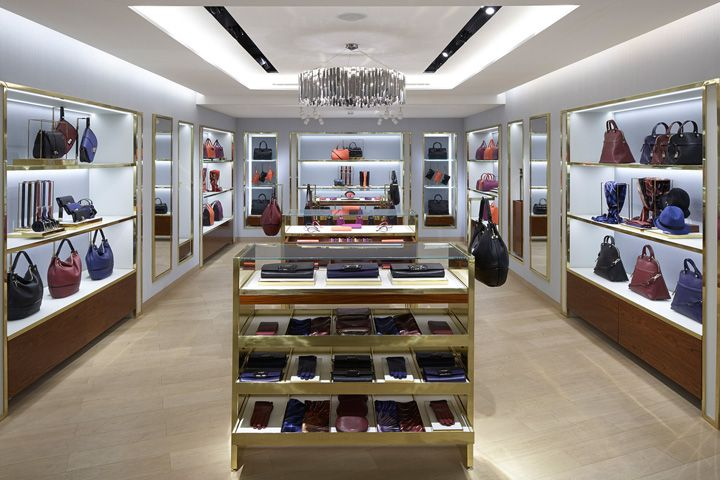 Retail design blog furla london retail design for Retail interior designers in london
