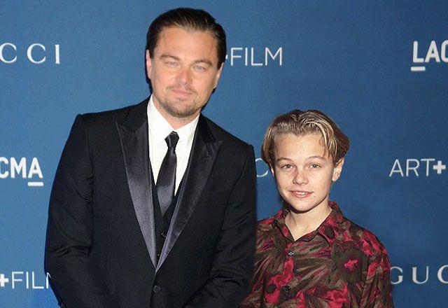 """Avant/après : les nommés des Oscars posent avec le """"moi"""" de leurs débuts"""