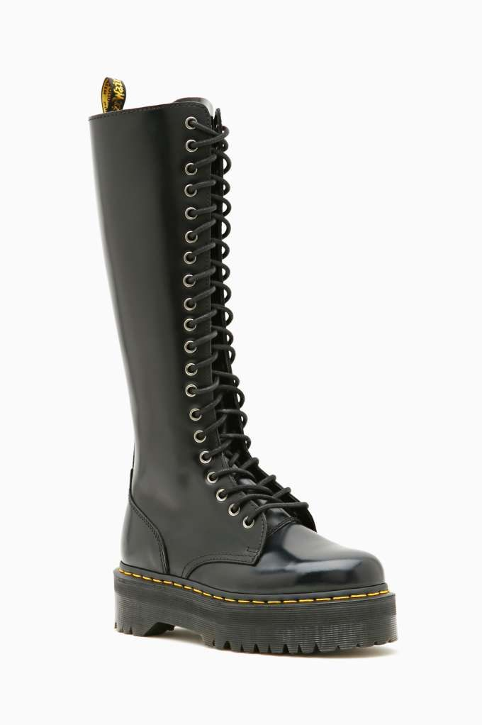370b36d249602e Dr. Martens Britain 20 Eye Boot - Boots + Booties | Doc Martens in ...