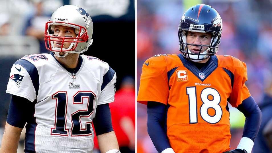 Tom Brady Peyton Manning has 'set the bar for quarterback