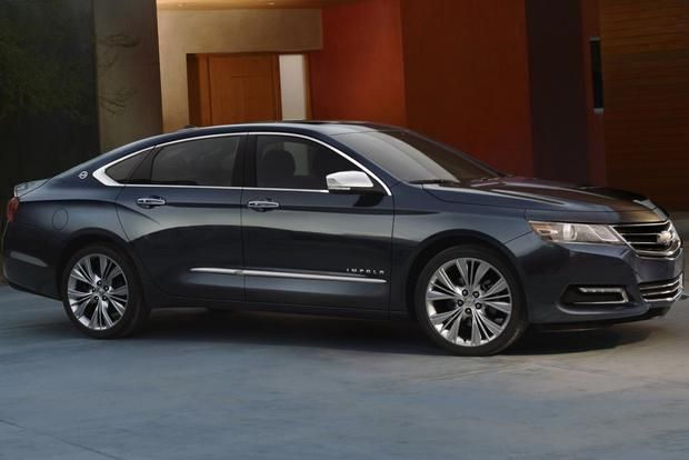 2014 Chevrolet Impala Earns A Top 5 Star Safety Rating From Nhtsa Carros