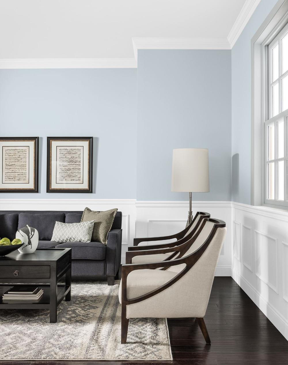 10 Best Light Blue Paint Colors Light Blue Living Room Light Blue Rooms Blue Living Room