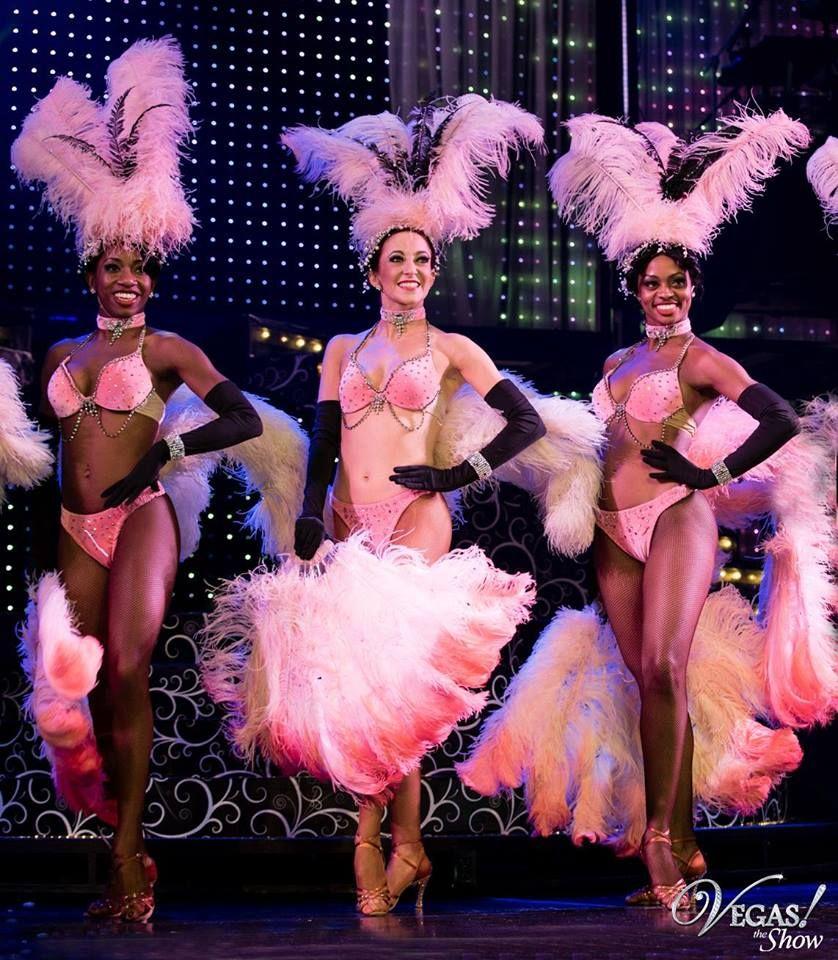 Vintage Las Vegas Showgirls, Reborn Vegastheshow-7704