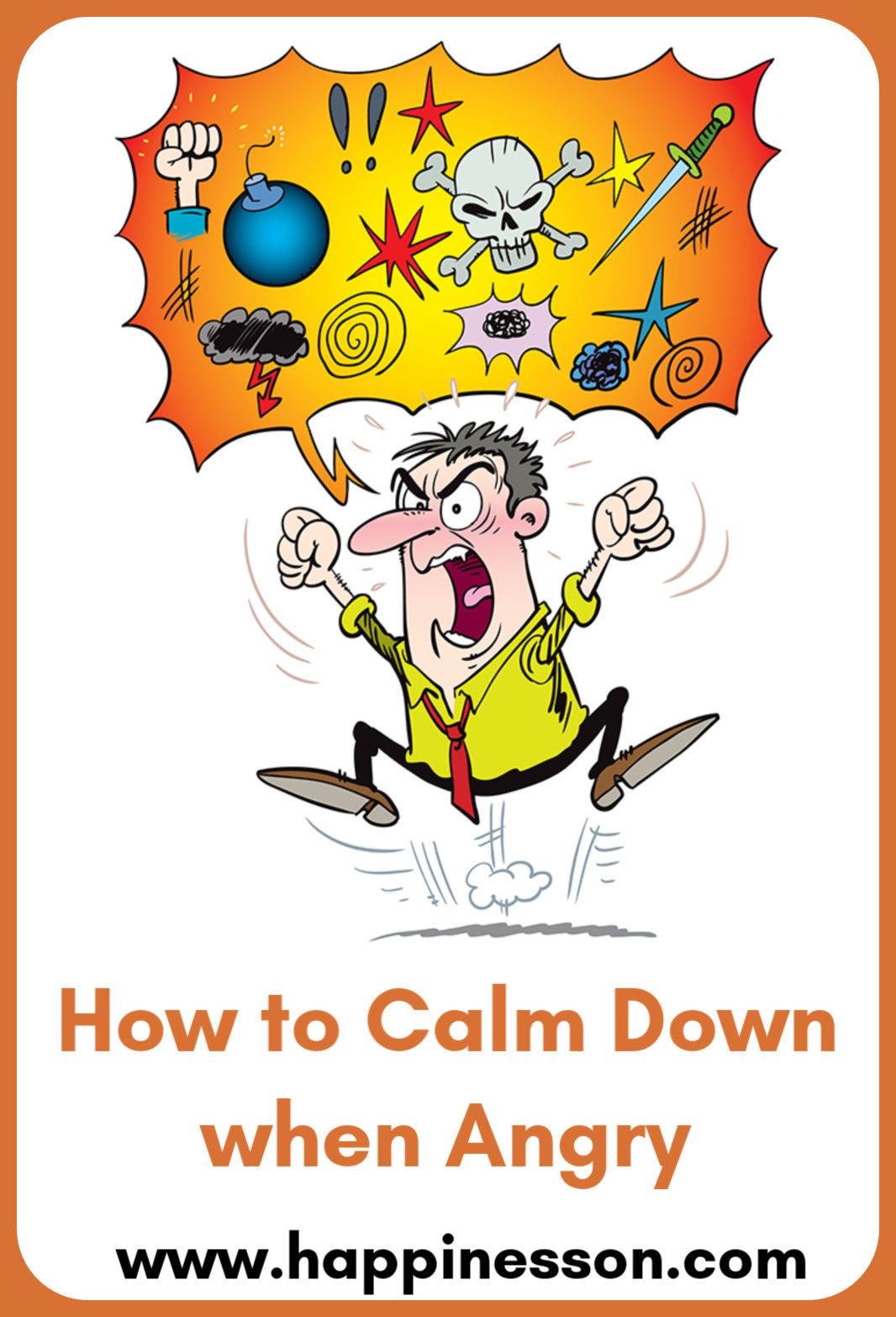 Anger Management How To Deal With Anger In Ten Easy Steps