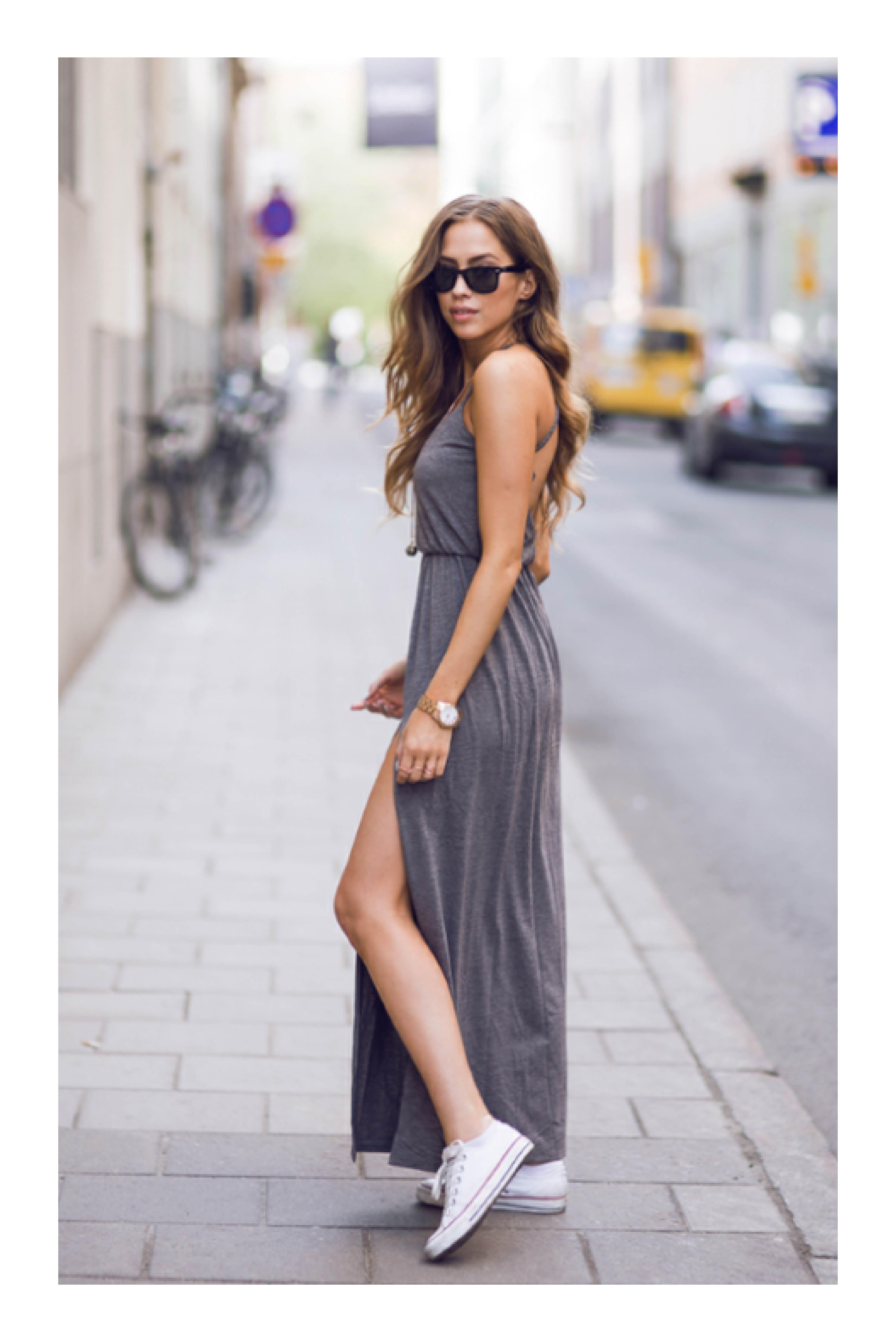Aprende a combinar tus prendas favoritas de color gris