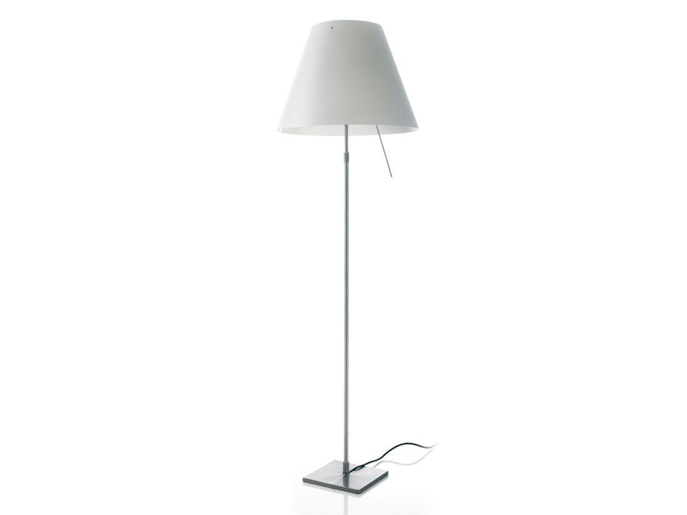Luceplan Costanza Floor Lamp By Paolo Rizzatto Chaplins Lamp Floor Lamp Lighting Collections