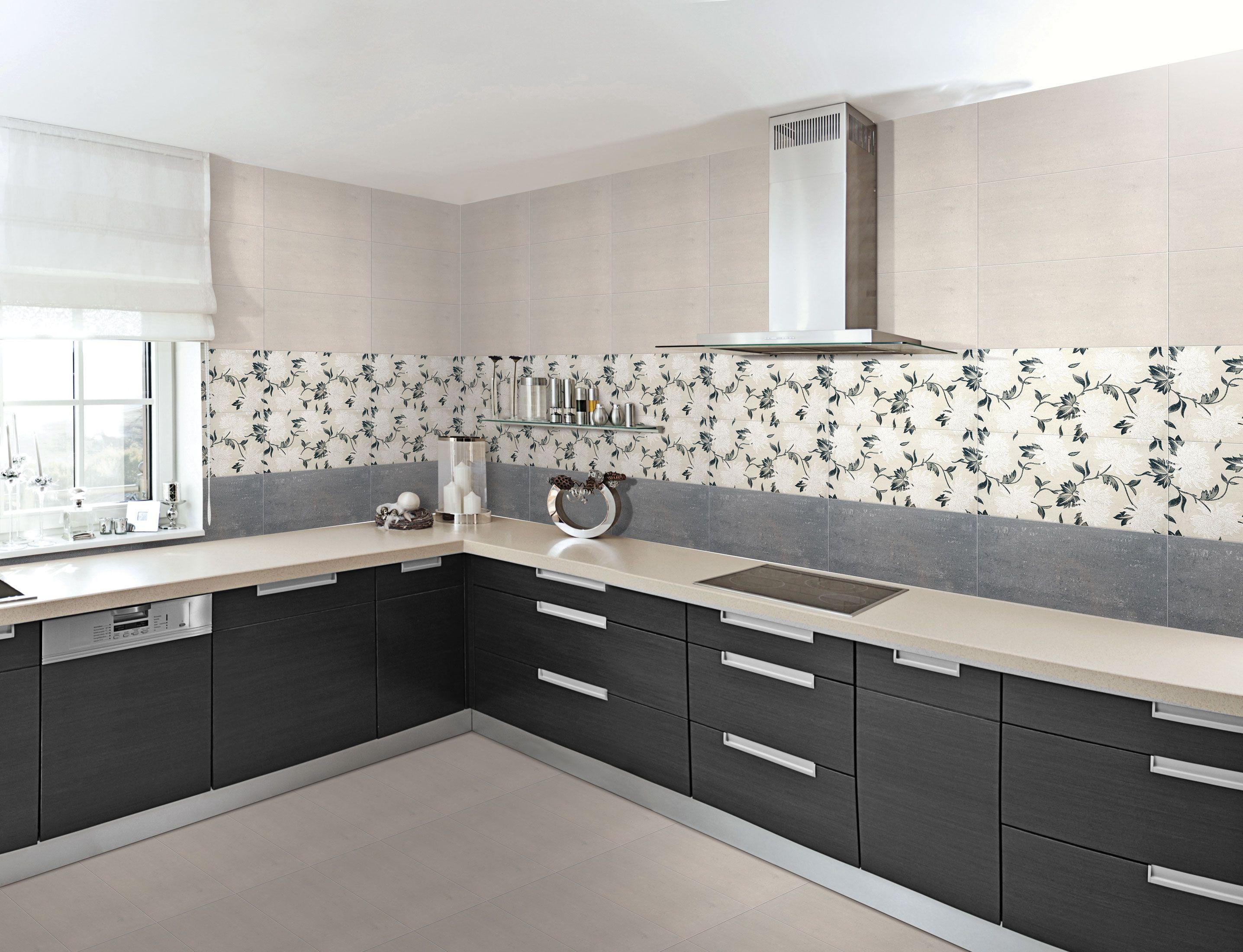Kitchen Tile Designs Rustic Black Cabinets Buy Designer Floor Wall Tiles For Bathroom Bedroom Living Room Office Vitrified Exterior Ceramic Online India