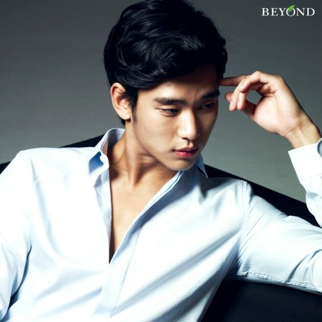 Kim Soo Hyun-- one of my top fave. actors.