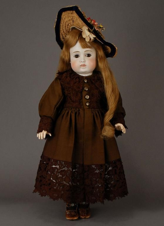 "Dolls from the Attic...Mis Muñecas: The German ""Dolly-Face"" The darlings of the 20th century"