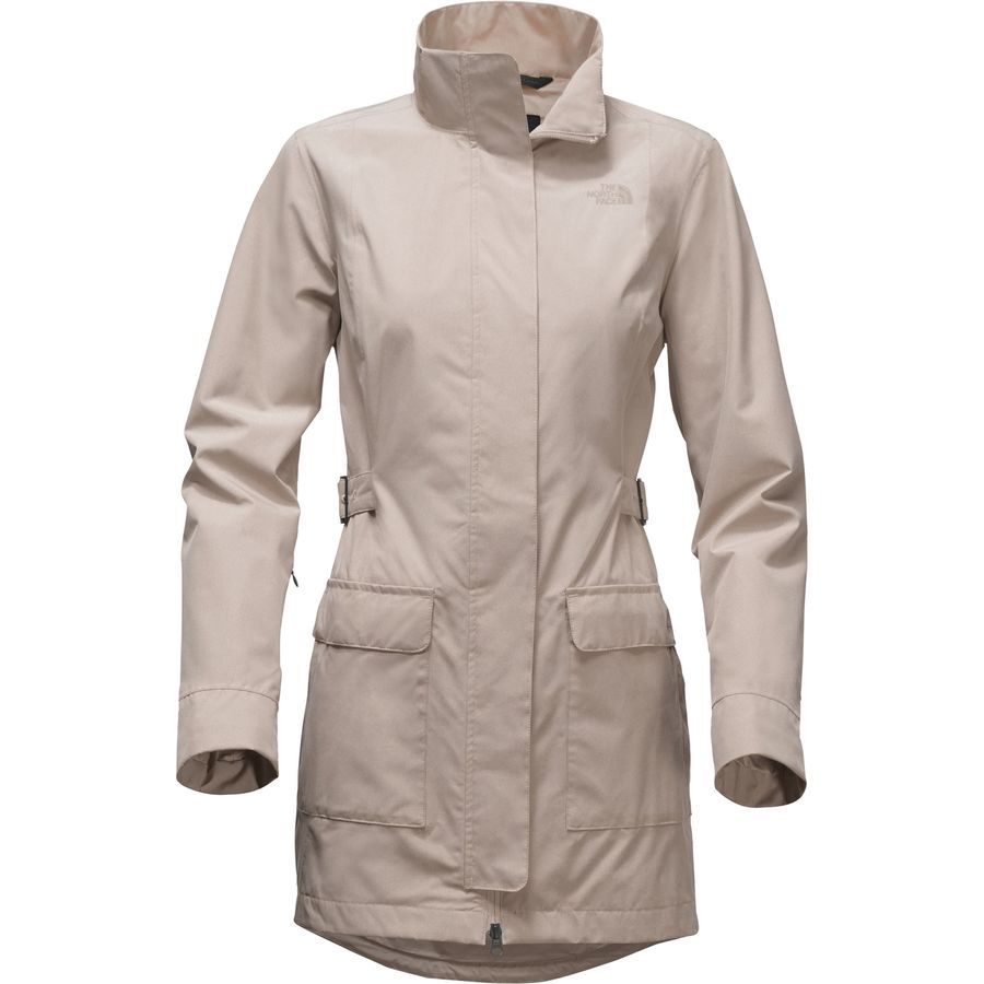 0e4456241 The North Face - Tomales Bay Jacket - Women's - Simply Taupe Tweed ...