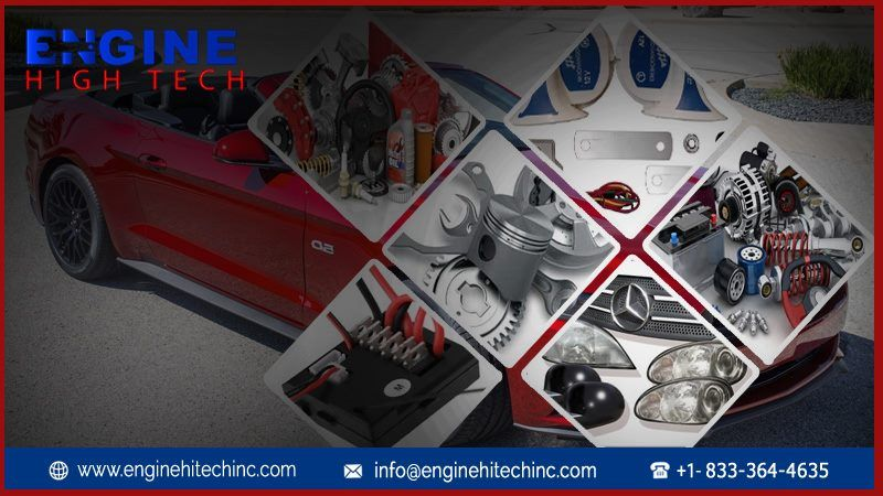 Buy Genuine Car Parts At Engine High Tech 50 Off On Your First