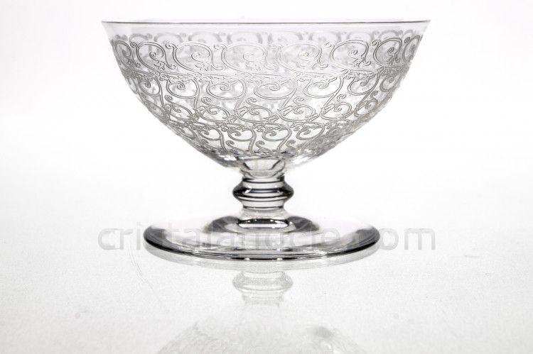 Coupe à Champagne Chateaubriand (Rohan) en Baccarat   Boutique ...