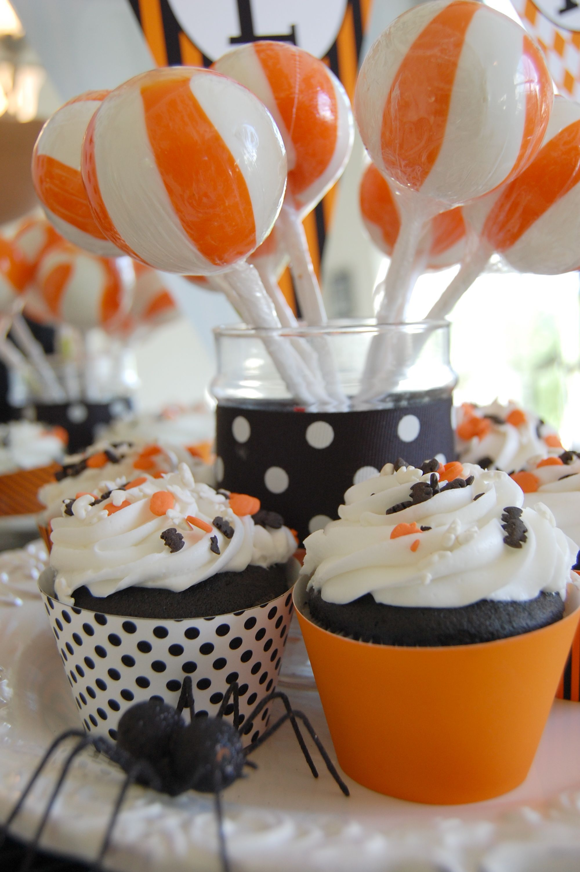 {NEW!} Halloween TrickorTreat Printable Party Collection
