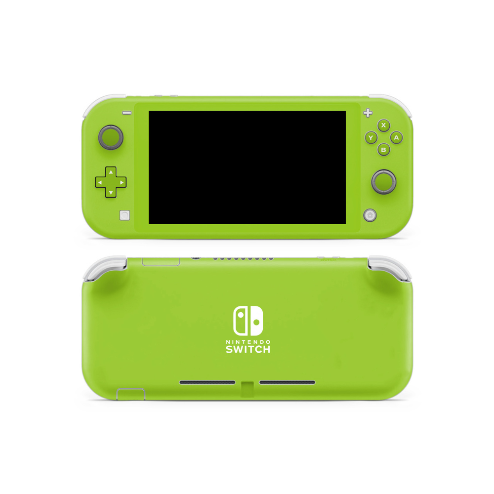 Android Green Switch Lite Skin Nintendo Switch Accessories Switch Nintendo Switch