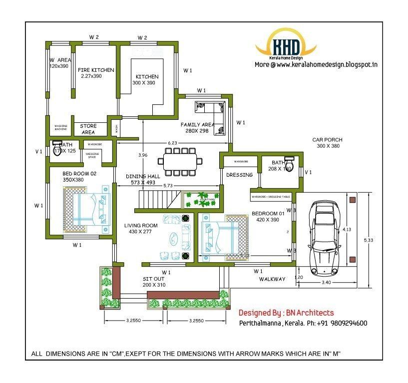 2 Bedroom House Plan Kerala Inspirational 2 5 Cent House Plans Kerala 2 Bedroom House Plan Kerala Lovely Home Design Floor Plans House Floor Plans Floor Plans
