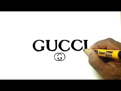 How To Draw The Gucci Logo Logos Draw Logo Gucci