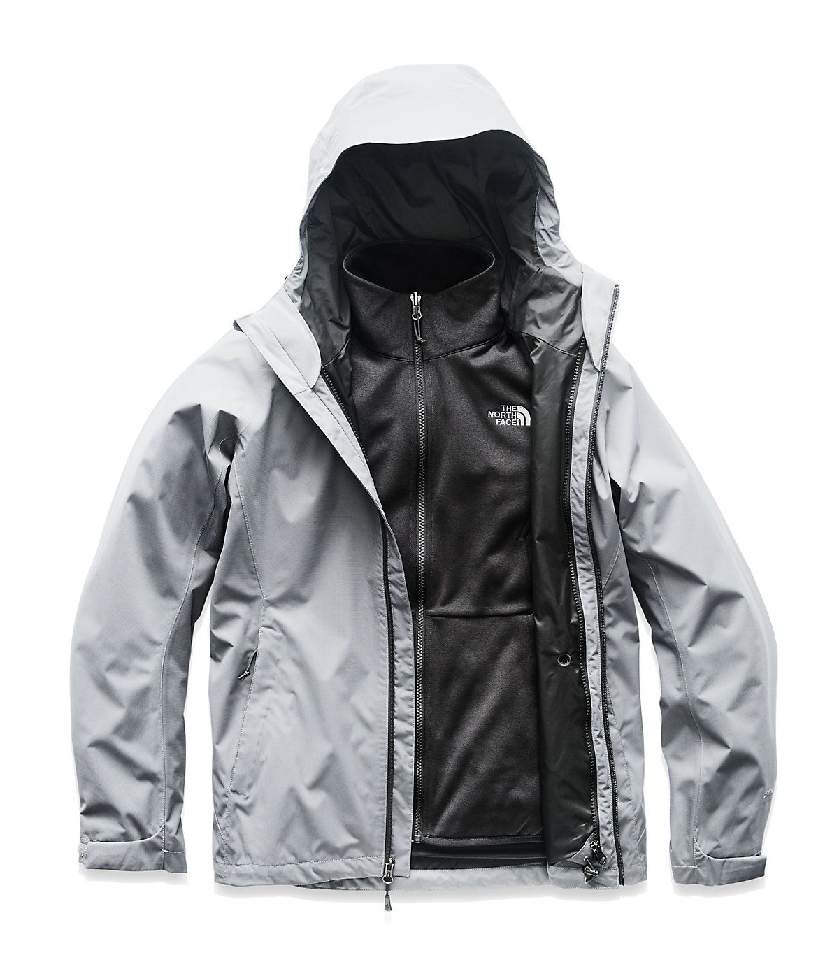 e52772008 Women's Arrowood Triclimate® Jacket | Waterproof 3-in-1 | The North ...