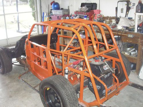 Legend Race Car Chassis For Sale