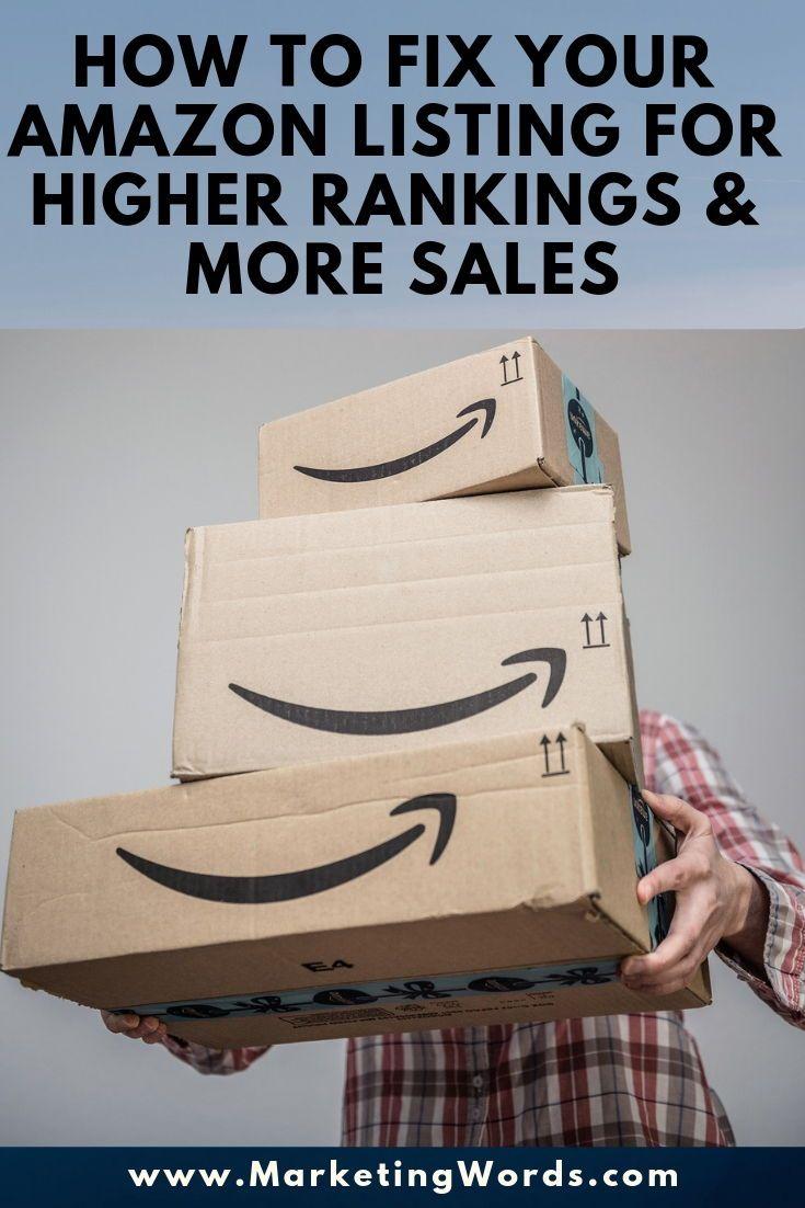 amazon sales rankings