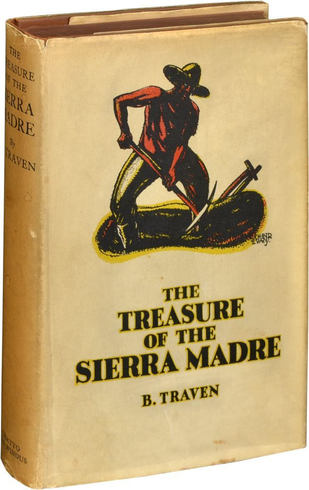 Image result for b traven treasure of the sierra madre