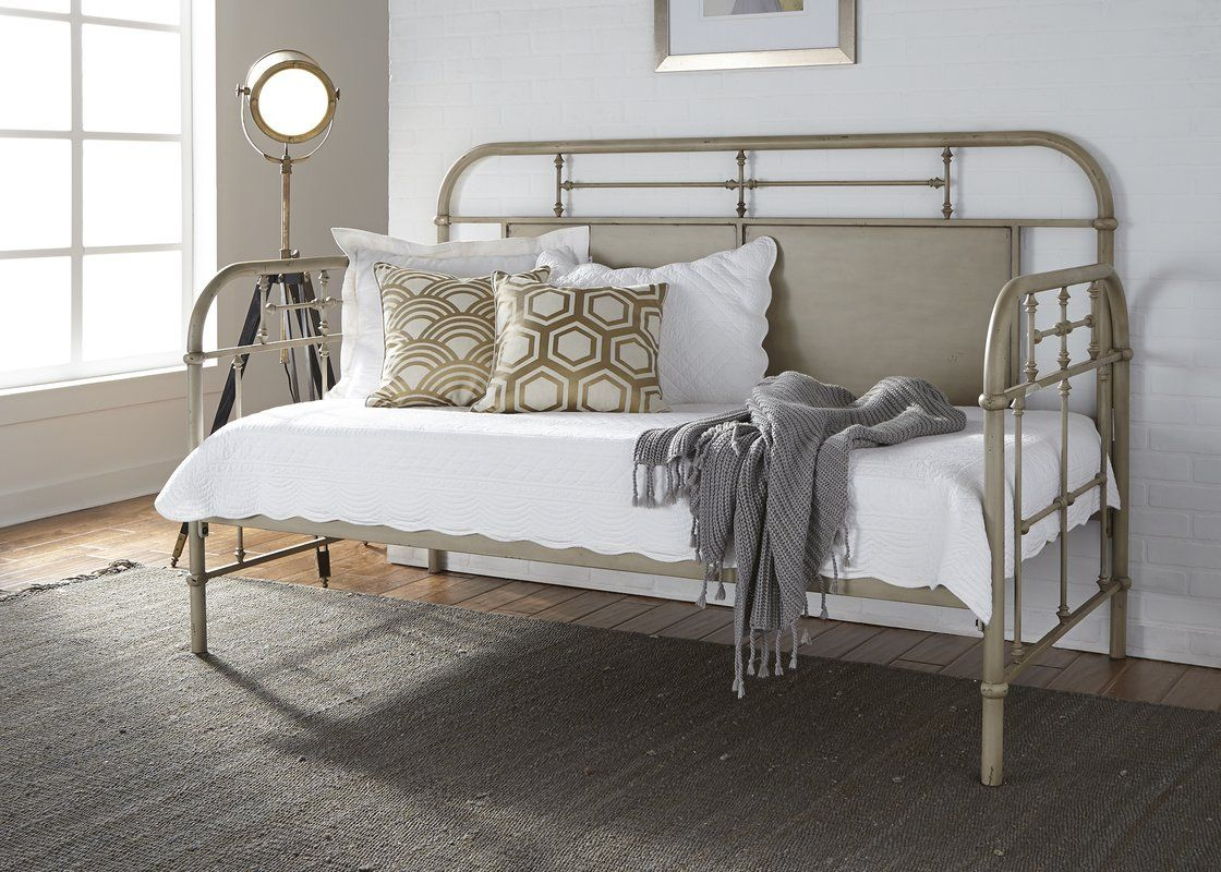 Weinstein Muebles - Weinstein Twin Metal Daybed Farmhouse Pinterest Metal Daybed [mjhdah]https://s-media-cache-ak0.pinimg.com/originals/24/44/14/2444141402131c23c5a1ace749465946.jpg