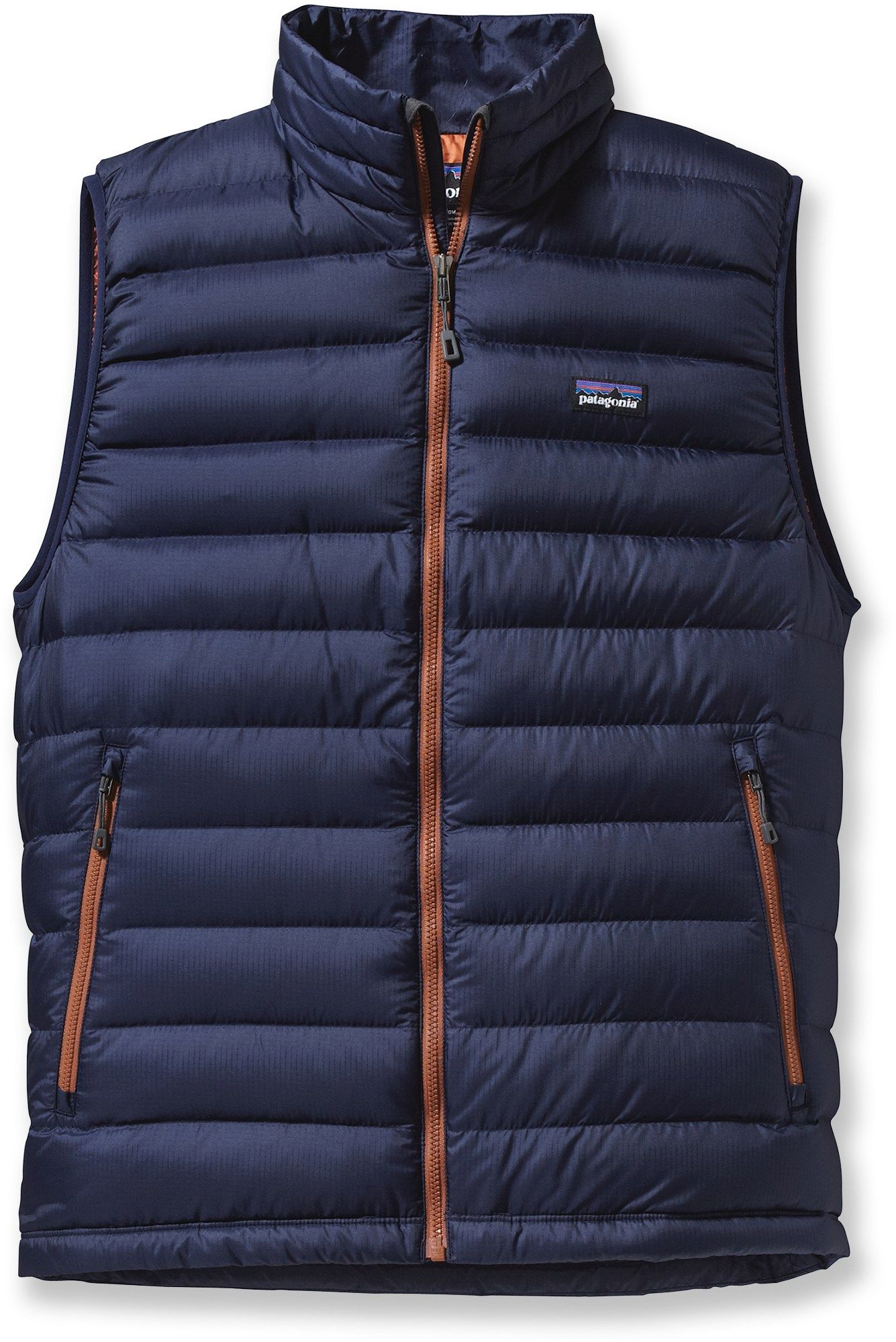 Patagonia Men's Down Sweater Vest Sprouted Green XXL | Patagonia ...