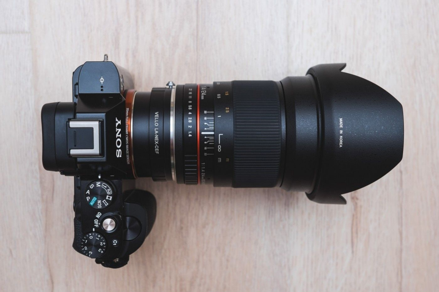Rokinon 24mm F 1 4 Ed As Umc Review Sony Digital Camera Cinema
